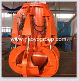 Rebut hydraulique électrique Motor&#160 ; Position d'encavateur