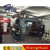 Standardqualitäts-HochgeschwindigkeitspapierrollenFlexo Drucken-Maschine