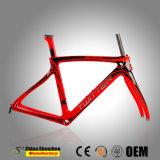 700c中国カーボンFirber Cブレーキ道の自転車フレーム