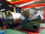 reattore dell'acciaio inossidabile 50-5000L per il polimero ad alta densità