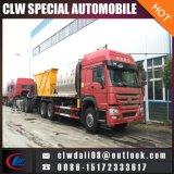 Camion sincrono di sigillamento del macadam dell'asfalto di HOWO 336HP dalla Cina