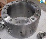 La precisión de mecanizado CNC, la válvula de cierre de válvula Válvula de capó en forjados