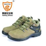 Los hombres al por mayor fabricante de zapatos de seguridad Calzado de seguridad compuesto