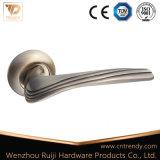 Het Handvat van het Slot van de Deur van de Hardware van Zamak van het Zink van het Roestvrij staal van het aluminium (Z6081-ZR03)
