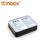 Boîte métallique carrée fournisseur en Chine avec des prix bon marché
