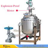 Jarabe de mezcla del tanque del acero inoxidable que cocina el tanque de mezcla