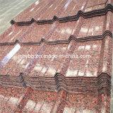 O Rolo Galvanizado Aço Prepainted PPGI bobinas de aço para a folha de material de construção do telhado
