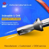 Double Helix agujeros de refrigeración interna 2 L/D U Taladrar Ud20. Sp07.270. W25/Ztd02