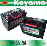 SMF marinas libres de mantenimiento de las baterías 12V80Ah Automoción baterías Marino Bci27