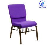 Foshan 제조자는 공급한다 철 프레임 교회 의자 (LT-M004)를