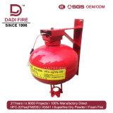 Populaires de l'équipement de lutte contre les incendies électriques 3-8 kg pendaison extincteur à poudre sèche