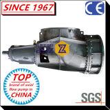Bomba de hélice química industrial horizontal do fluxo axial de eficiência elevada