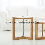 대나무 Foldable 간식 테이블 또는 Tea&Coffee 테이블