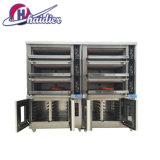 Commerical elektrische einzelne Plattform-Stein-Backen-Ofen-Preise mit Dampf