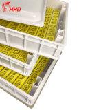 Neuer Entwurfs-vollautomatischer 360 Ente-Huhn-Ei-Inkubator für Verkauf