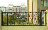 Het hete Schermen van het Metaal van de Omheining van het Smeedijzer van de Verkoop Moderne voor Tuin