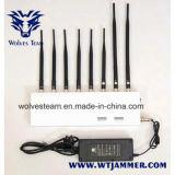 Multifunctionele 2g 3G 4G Blocker van WiFi van de Stoorzender van het Signaal van de Telefoon van de Cel