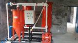 8000m3 HDPE мембрана замкнутые анаэробные Digester биогаза завод
