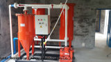 8000m3 HDPE 막 동봉하는 혐기성 소화자 Biogas 플랜트
