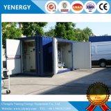 移動式CNGの給油所