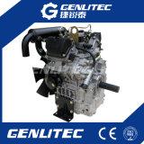 Deux moteur diesel refroidi à l'eau de Changchai EV80 de cylindre pour des groupes électrogènes