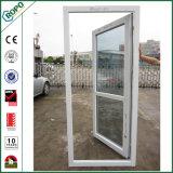 고품질 비닐 집을%s 단 하나 여닫이 창 Doors/UPVC 문