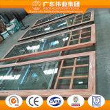 Aluminiumschiebetür mit ausgewählten Befestigungsteilen