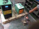 Horno superventas de la calefacción de inducción el de alta frecuencia 60kw con la frecuencia 30-100kHz