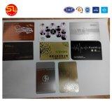 Chipkarte der HochfrequenzRFID DESFire EV1 mit Uid Zahl