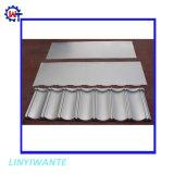 Mattonelle di tetto rivestite della pietra d'acciaio di alluminio dello zinco per materiale da costruzione