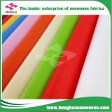 Eco-Friendly Non-Woven tecido de polipropileno utilizadas na toalha de mesa para o Espanhol