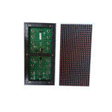 Высокое качество P10 красный светодиодный модуль дисплея