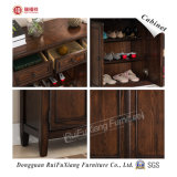 Armoire en bois de chêne Ruifuxiang pour les chaussures (AL330)