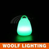RGB 16 색깔 LED 장식적인 가벼운 테이블 램프 /Desk 램프