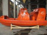 Iacsの承認は4.0m 6人GRPの救助艇C/Wアームダビットを選抜する