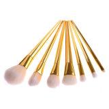 PRO balai de sourcil de base de poudre de renivellement de l'or 7PCS/Set