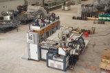 TPU/Tr/PVC/TPRを作るための静的な機械は足底に蹄鉄を打つ