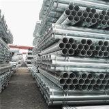 BS1387 grado B 1/2 de pulgada de tubo galvanizado de 20 pulgadas para la venta
