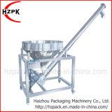 粉(円形のB)のためのオーガーの送り装置の挿入機械