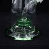 Dampf-Trinkwasserbrunnen-GlasHuka-rauchendes Wasser-Rohr mit Kasten-Diffuser (Zerstäuber)