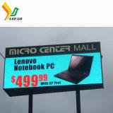 Pleine couleur panneau LED numérique pour publicité de plein air et de la location Utiliser P3.91 P4 P4.81 P5 P6 P8 P8 10 P16 P20