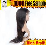 حريري شريط لمة مع درجة [10ا] [برزيلين] شعر