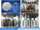 Machine automatique verticale de soufflage de corps creux d'injection de bouteille cosmétique de médecine d'animal familier