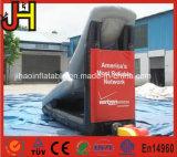 Facendo pubblicità a Inflatables, modello gonfiabile gigante del telefono mobile per la promozione