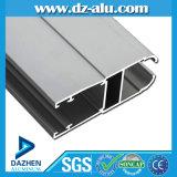 주문을 받아서 만들어진 6063 T5 Windows 기구 알루미늄 단면도 선반 완료