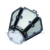 피라미드 모양 디자인 40W LED 포스트 톱 라이트 전구
