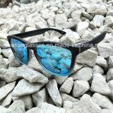Os óculos de sol feitos sob encomenda do esporte da forma do tipo com Ce aprovaram de China