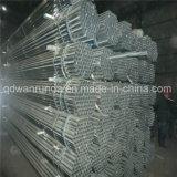 Tubo de acero galvanizado para automoción