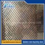 Colorare il diamante decorativo di formato lucidato specchio del piatto d'acciaio dell'acciaio inossidabile