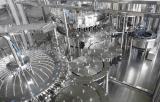 18000bph 발포성 물 청량 음료 탄화된 음료 충전물 기계
